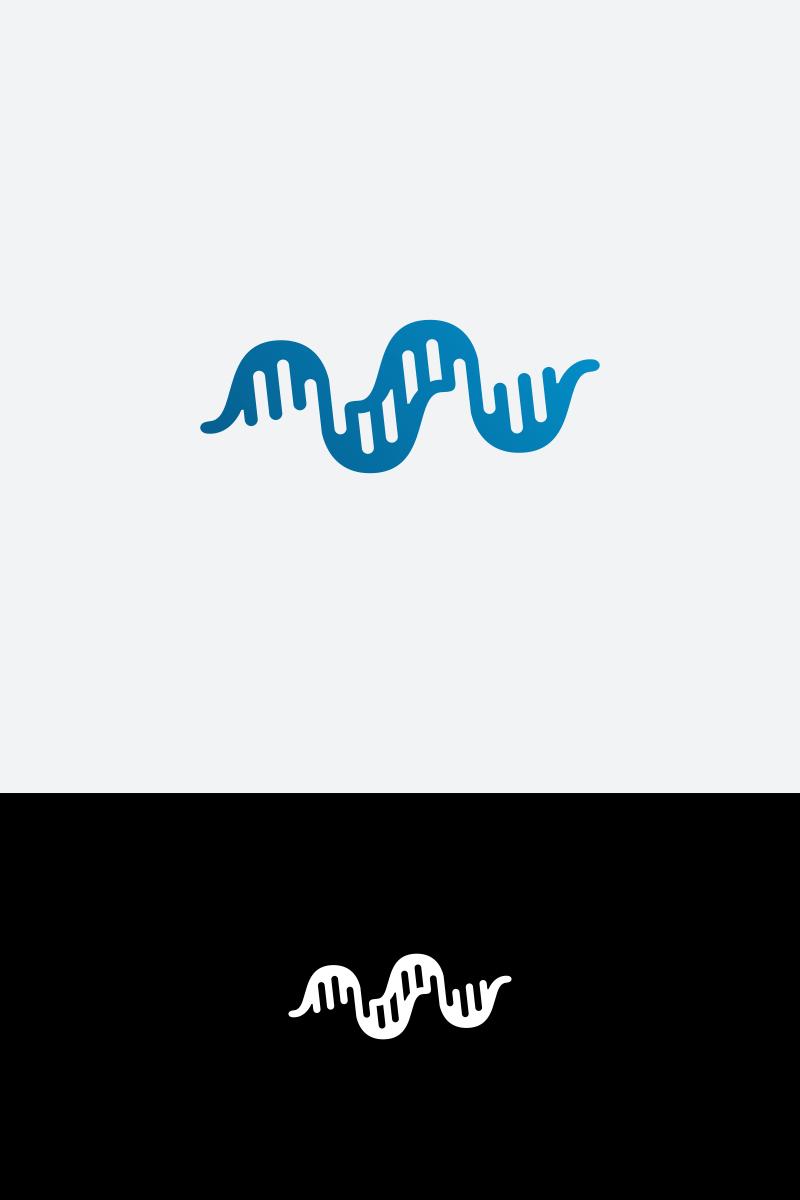 DNA Logo Template 64937