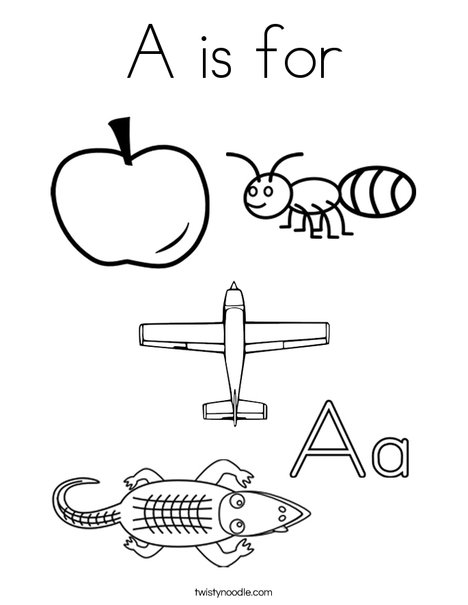 a coloring pages # 3