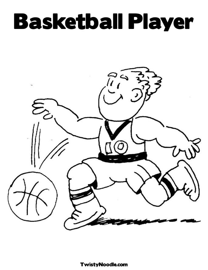 use basketball player coloring pages basketball player coloring pages