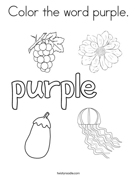 color coloring pages # 8