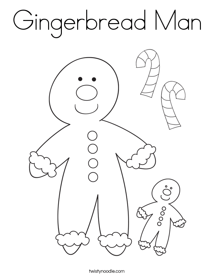 december coloring pages twisty noodle