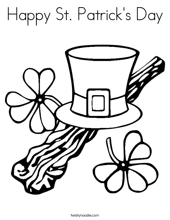 march coloring pages twisty noodle