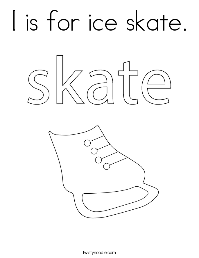 go back gt gallery for gt ice skate template