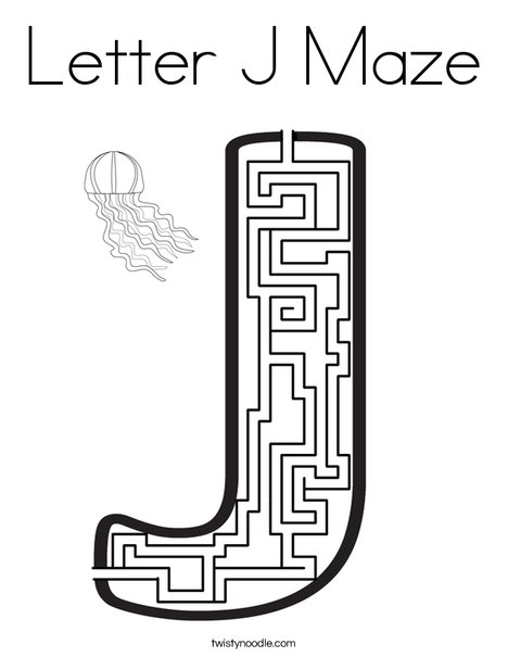 maze coloring pages # 13