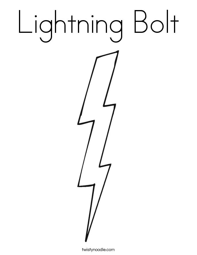 lightning page twisty noodle