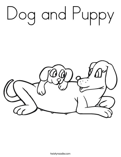 free dog and puppy coloring pages 8 image colorings printable
