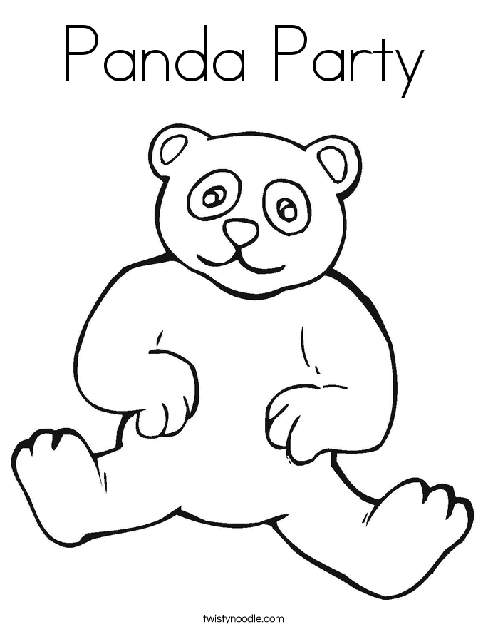 related pictures baby panda bears coloring pages