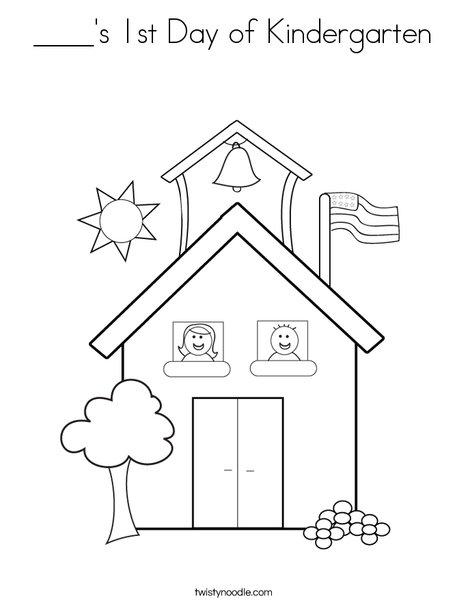 kindergarten cheap coloring pages elronet com