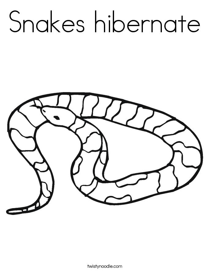 animals that hibernate pages snakes hibernate