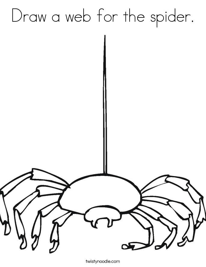 wallpapers halloween spider web coloring pages