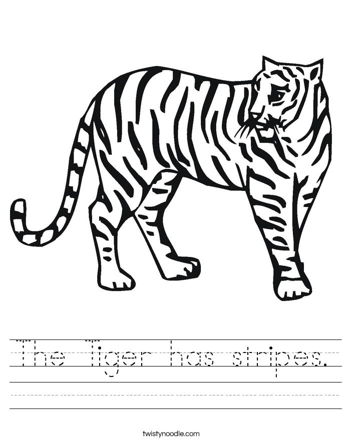 the has stripes worksheet twisty noodle