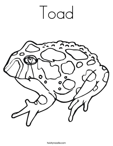 toad coloring pages # 4