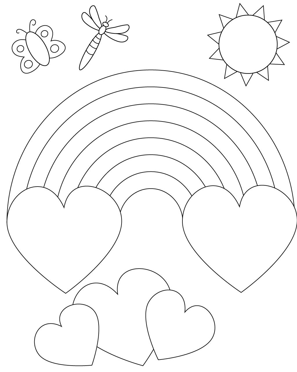 Powerpuff Girls Coloring Sheets