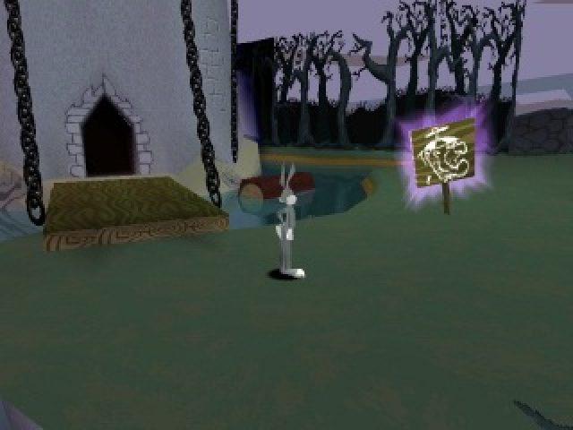 Bugs Bunny: Lost in Time (1999) by Behaviour Interactive PS game