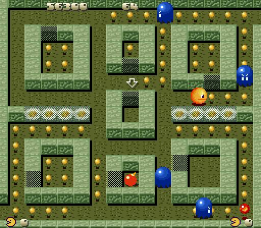 Hyper Pacman