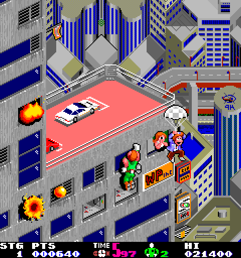 Fire Trap MAME Games P9