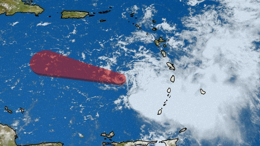 Islands Day Forecast Caribbean Weather 10