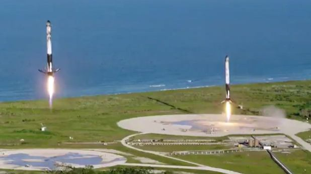 See SpaceX Stick your landings