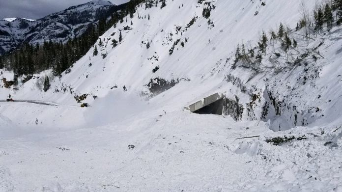 Mayor of Ouray, Colorado, describes how avalanches cut off city