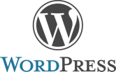 Image result for wordpress logo