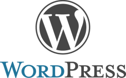 WordPress Logo © The WordPress Foundation