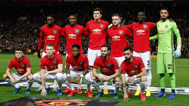 Image result for manchester united 2016 team