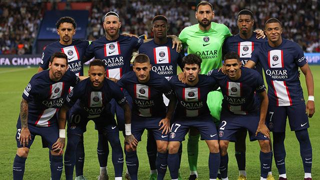Image result for psg squad 2017