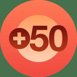 50 Follows!