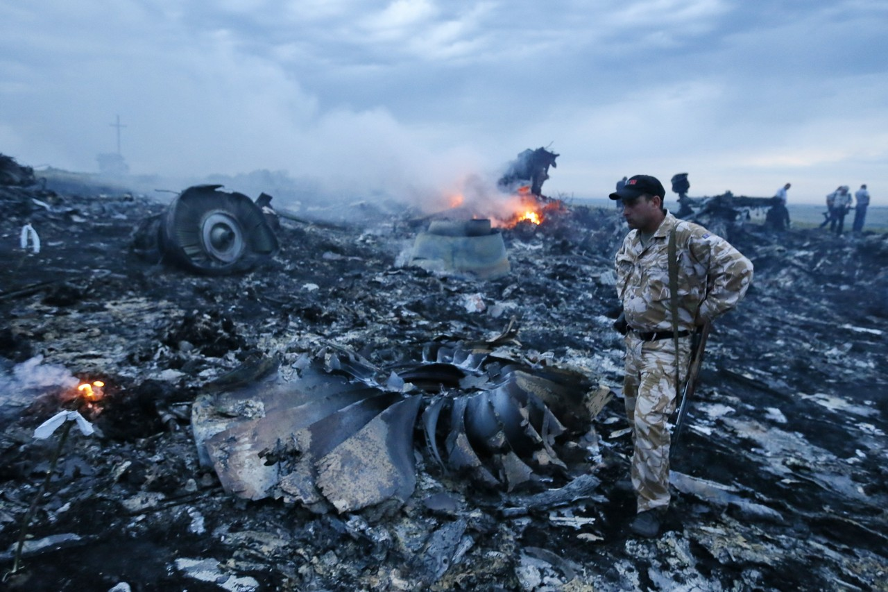 Image result for Malaysia Airlines Flight 17
