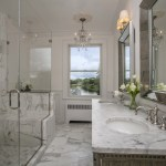 An Updated Home With Calacatta Marble In Every Bathroom Wsj