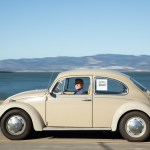 A Classic Volkswagen Beetle Goes Electric Wsj