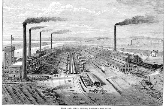 How the Industrial Revolution Started - Barron's
