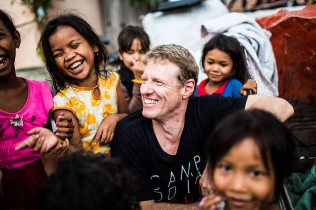 Scott Neeson: From Hollywood Executive to Philanthropist - WSJ