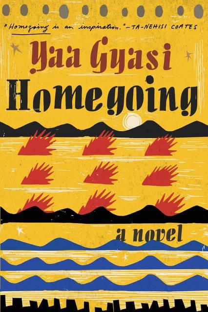 Image result for yaa gyasi homegoing