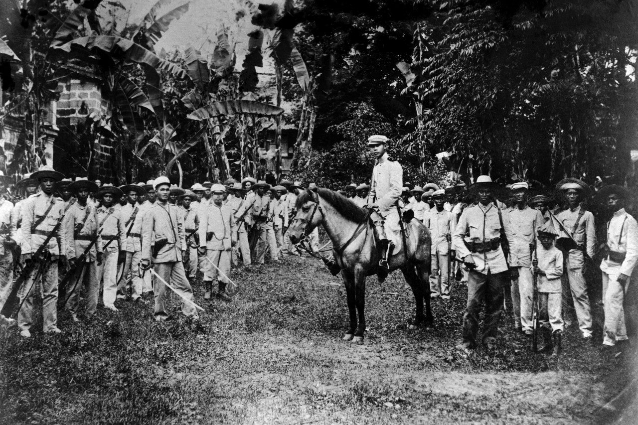 american occupation in the philippines pdf