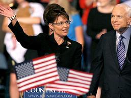 Alaskan Governor Sarah Palin