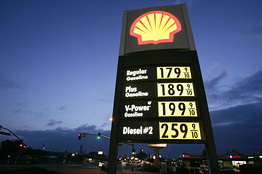 [Shell reports earnings]
