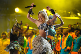 Shakira - Waka Waka (This Time for Africa) 2010 world cup song