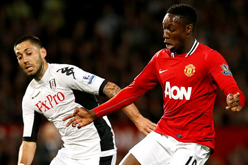 Nader Nazemi-Manchester United