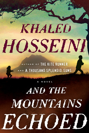 The cover of Khaled Hosseini's And the Mountains Echoed - peoplewhowrite
