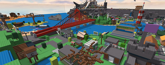 Roblox Sees Strong Future for World Building Games   Digits   WSJ Roblox