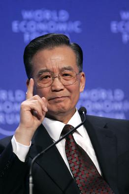 [chinese premier wen jiabao]