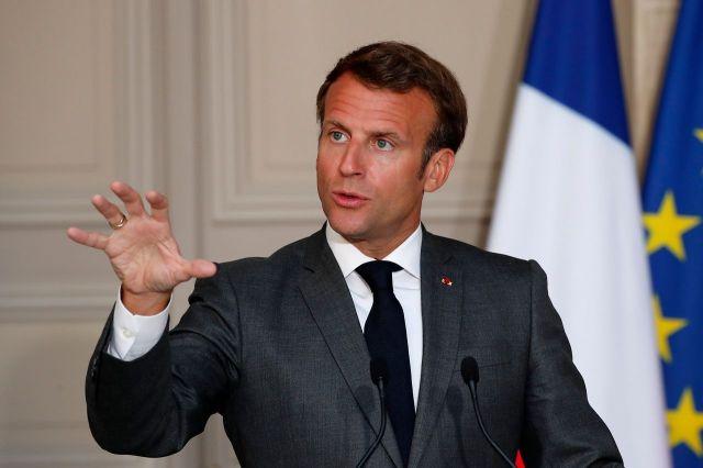 法国总统马克龙改组政府班底- 华尔街日报