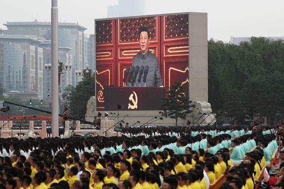 S1 MA575 XICAPI G 20210916160050 • 习近平寻求压制中国式资本主义,坚持毛泽东的社会主义愿景