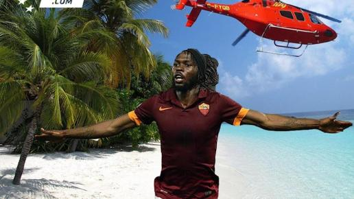 Serie A - Gervinho 'demanded private beach and helicopter' to move to Al Jazira