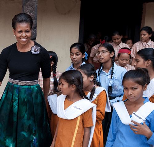 #LetGirlsLearn: New White House and Peace Corps Initiative