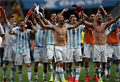 Tras 24 años, Argentina vuelve a estar en semis
