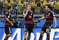 Alemania le dio una paliza histórica a Brasil en su casa