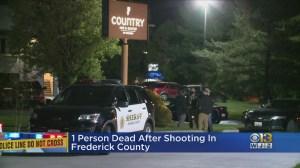 1 άτομο νεκρό μετά από γυρίσματα στο Frederick County