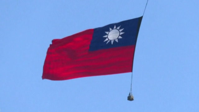 , Taiwan-China tensions heighten as Taiwan rejects China's forceful reunification plans, The Evepost National News